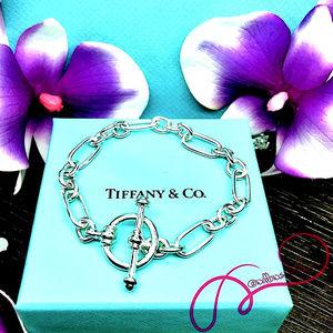 NWOT T&Co. Paloma's Groove Link Toggle Bracelet